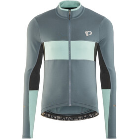 PEARL iZUMi Elite Escape Thermal Longsleeve Jersey Men midnight navy/arctic